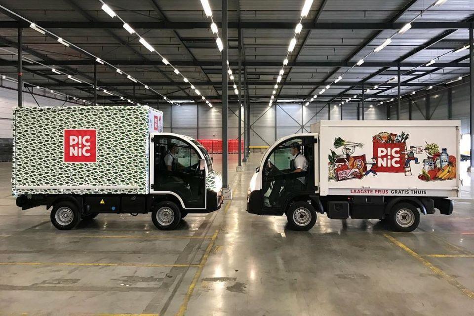 Van Blitterswijk Eco Mobiliteit Levert 500e Elektrische Bestelwagen